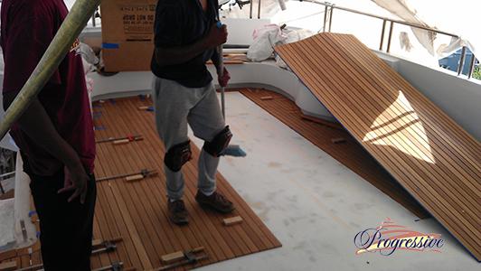 Yacht_Teak Deck_Instillations5