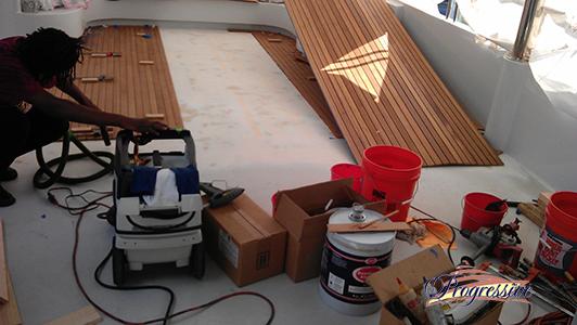 Yacht_Teak Deck_Instillations6